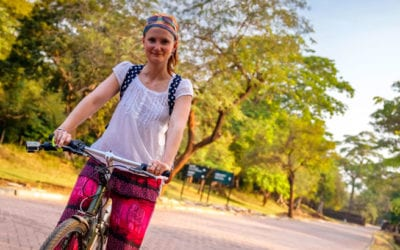 Cycling in Sri Lanka