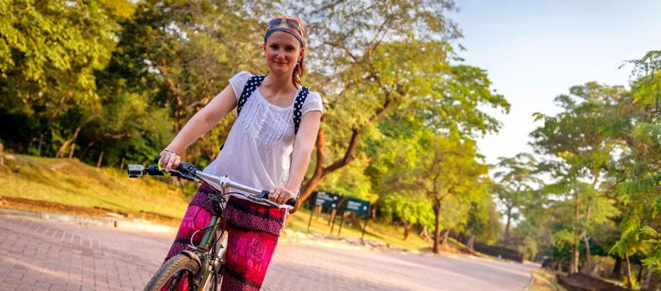 Cycling in Sri Lanka