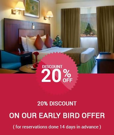 Hotel Offer 20%