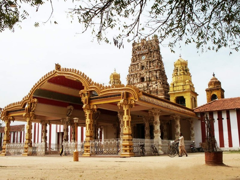 Nallur Kandaswamy Kovil, Pilgrimage Destinations In Sri Lanka
