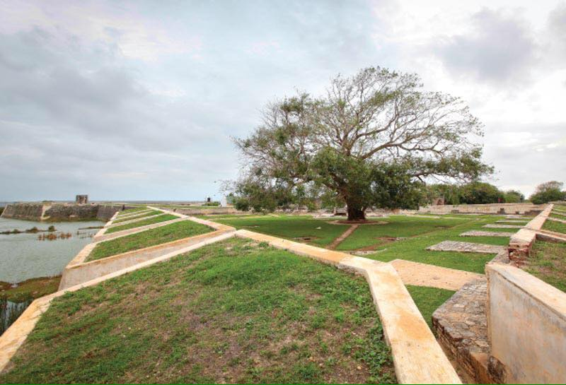 Northern Province Honeymoon Destinations - Jaffna Fort