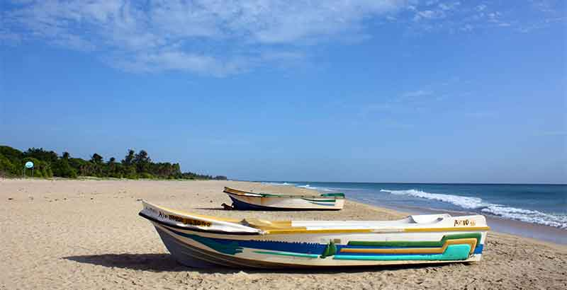 Estern Province Honeymoon Destinations - Nilaveli Beach